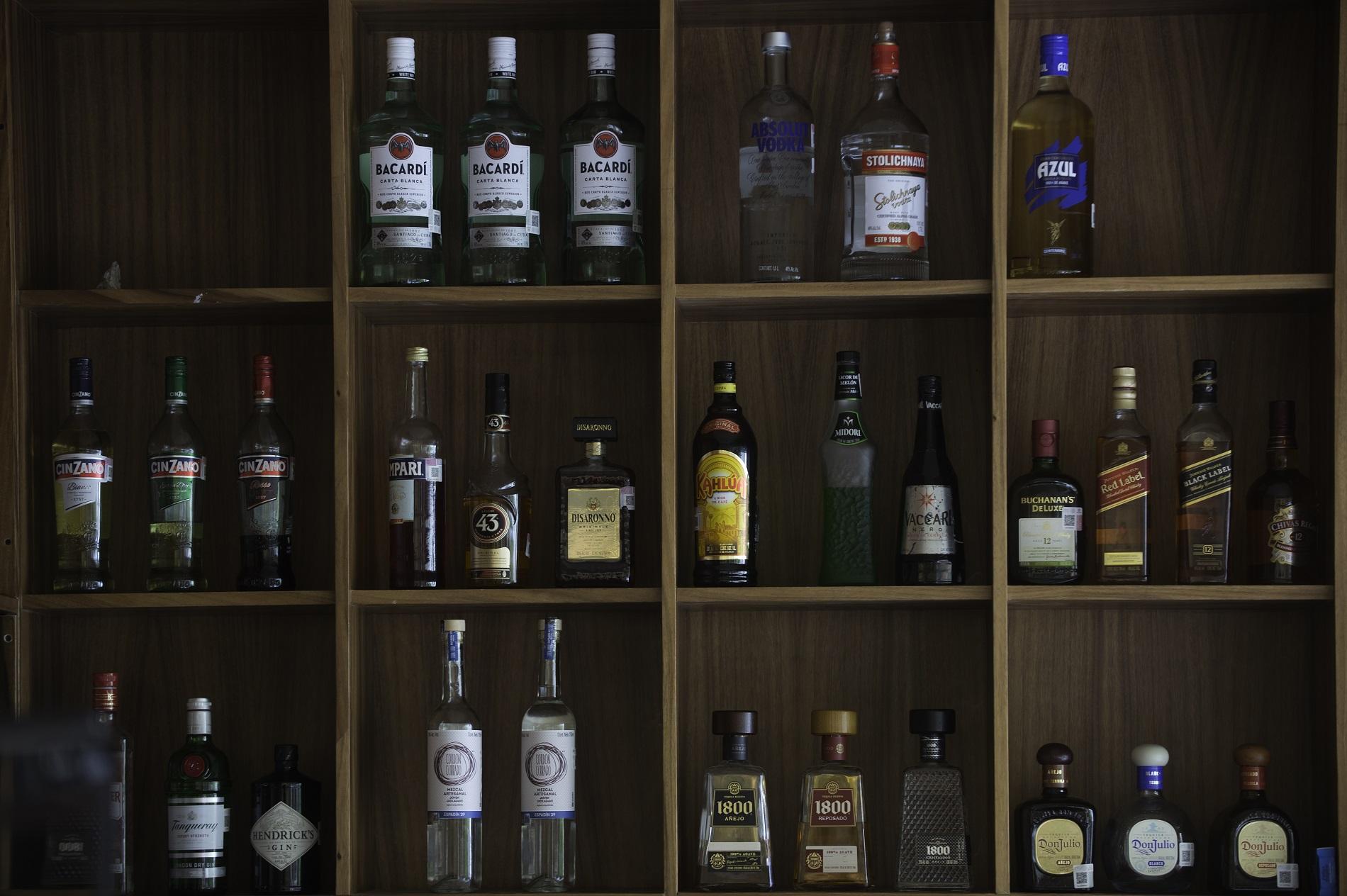 Order In-Room Drinks
