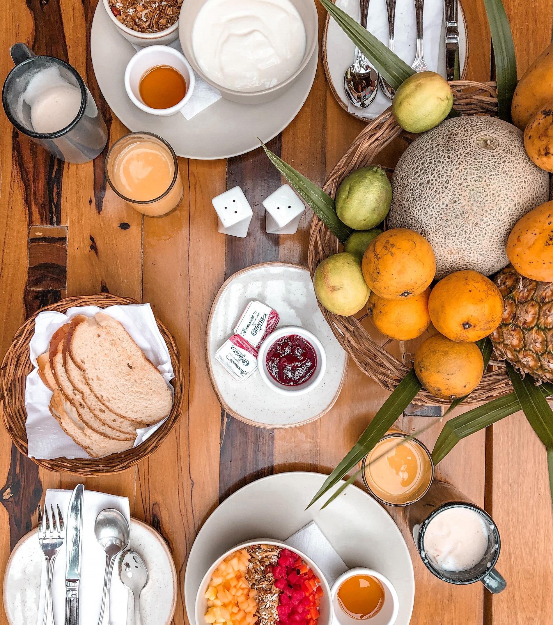 Order In-Room Breakfast